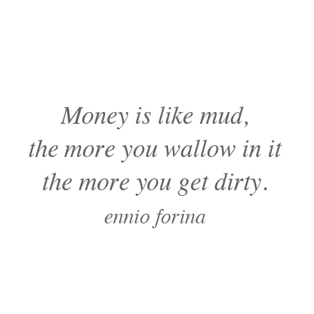 Money-mud