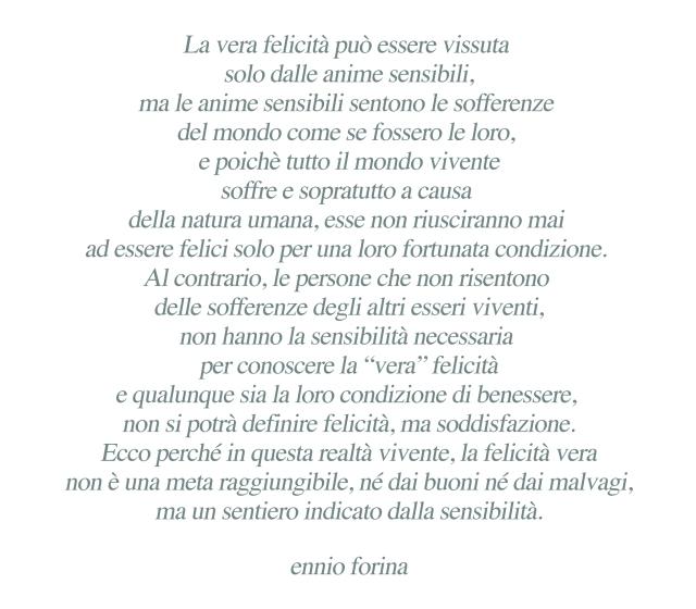 Felicità comma22